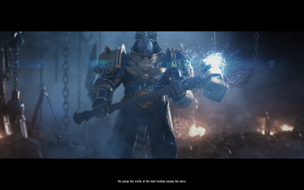 Warhammer 40,000 Inquisitor - Martyr Review Intro