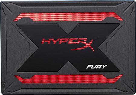Kingston-HyperX-Fury-RGB-SSD-Red-Top