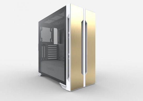 Lian Li LANCOOL ONE White Edition Case Introduced