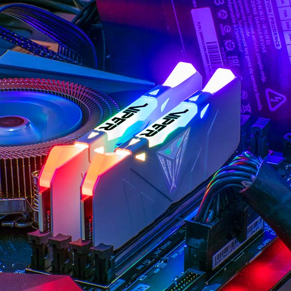 Patriot-Viper-RGB-DDR4-Memory-Modules-Installed-Angle
