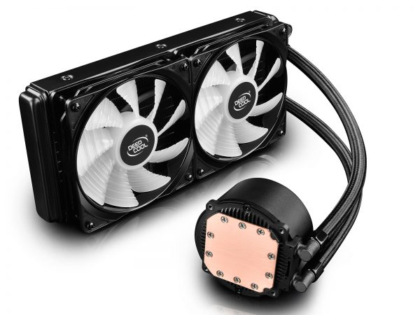 Deepcool Gammaxx L240 Liquid Cooler Launched