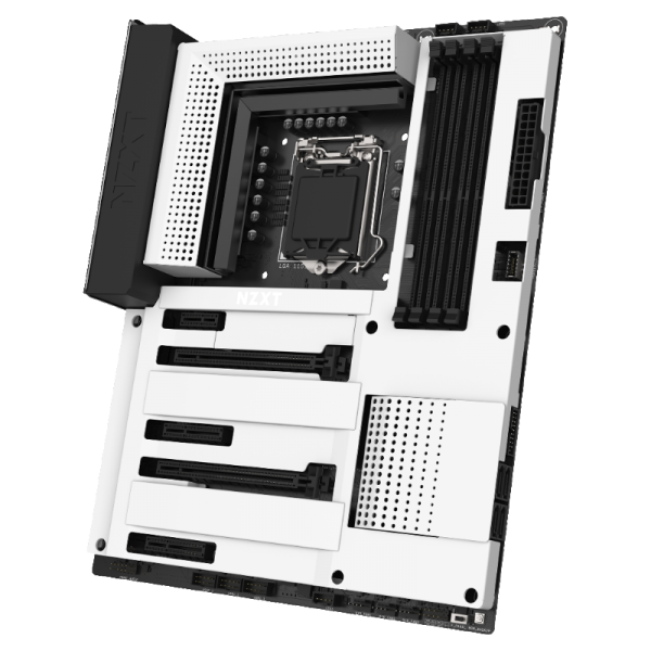 NZXT N7 Z390 Motherboard Announced