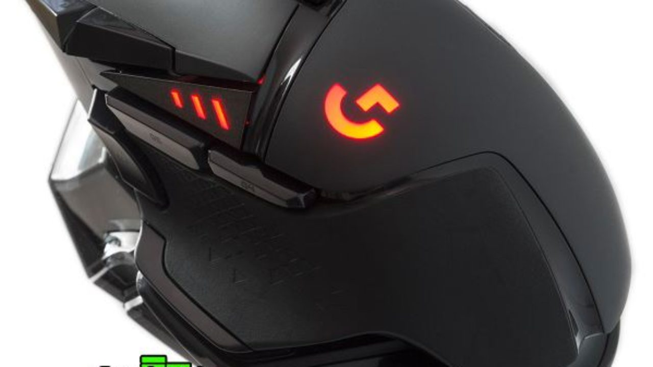 Logitech G502 HERO 16,000 dpi Gaming Mouse Review