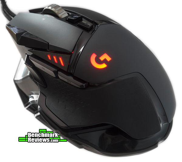 Logitech G502 Hero 16 000 Dpi Gaming Mouse Review