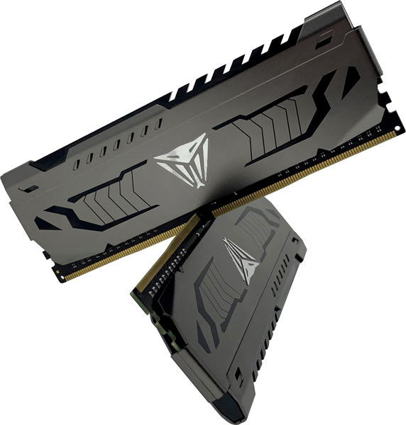 Patriot-Viper-Steel-DDR4-PC4-28800-3600-MHz-Gaming-Memory-Module-Angle