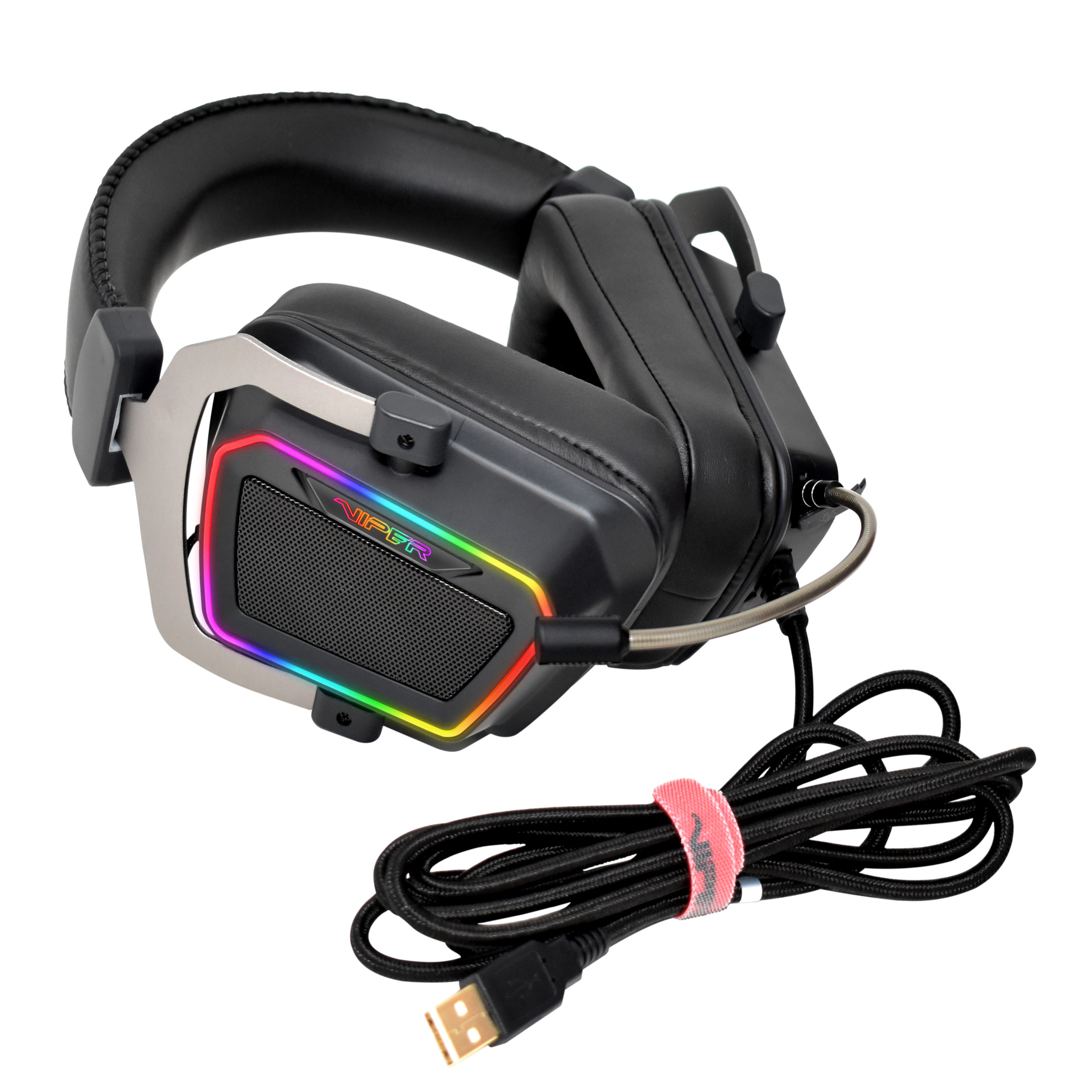 Patriot Viper V380 7.1 Virtual RGB Gaming Headset