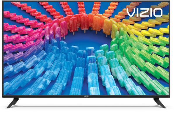 VIZIO V585x-H1 4K HDR Smart TV Front Color