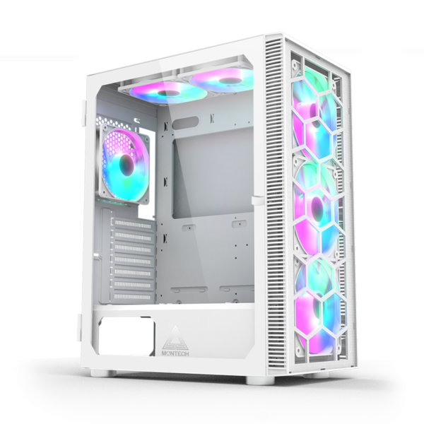 Montech X3 Glass Mid-Tower Cases Launched