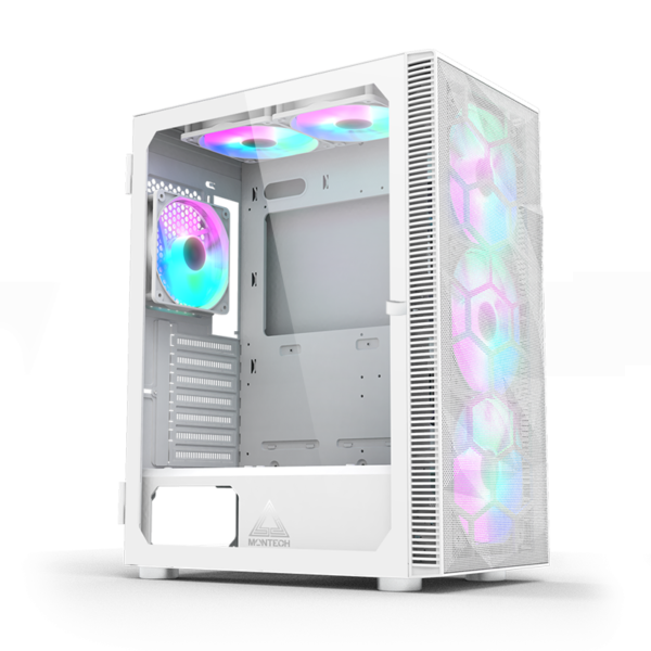 Montech X3 Mesh Mid-Tower Cases Launched